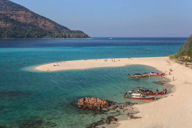 Koh Lipe, Thailand royalty-vrije stock foto