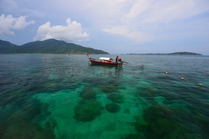 Koh Lipe in Thailand royalty-vrije stock foto's