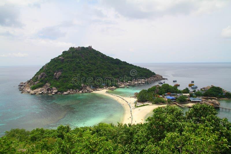 Koh Nang Juan - Koh Tao, Tajlandia - zdjęcie stock
