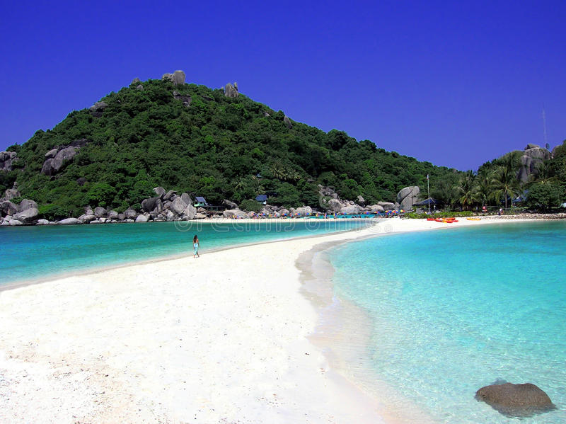 Download Koh Nanhyuan stock image. Image of paradise, beach, water - 11768233