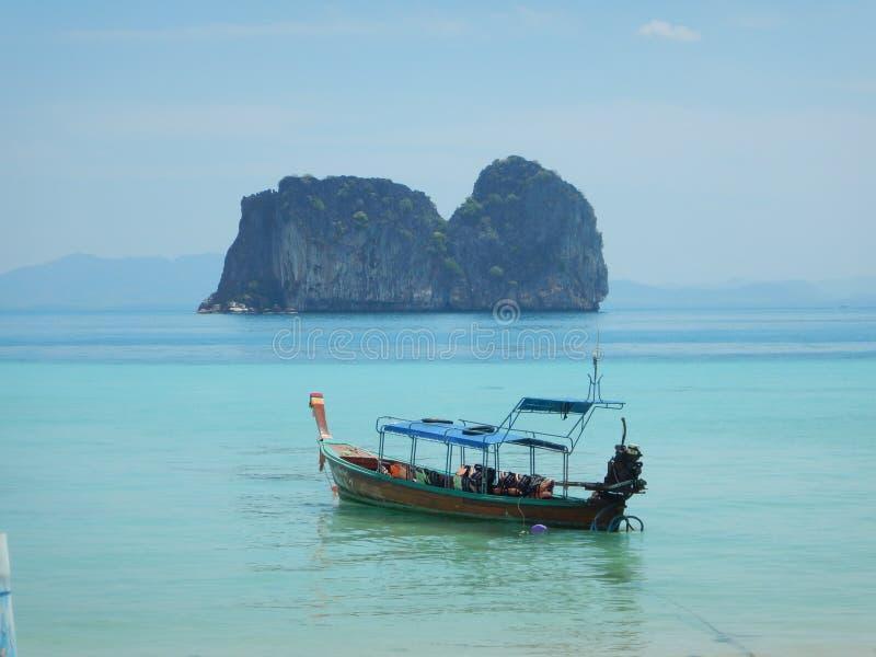 Koh Ngai Beach stock afbeeldingen
