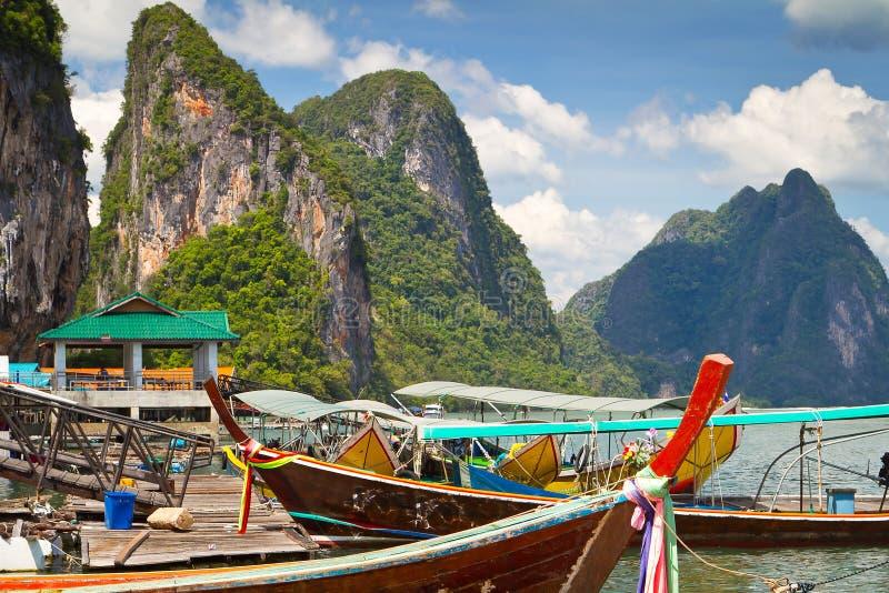 Koh Panyee fisherman village