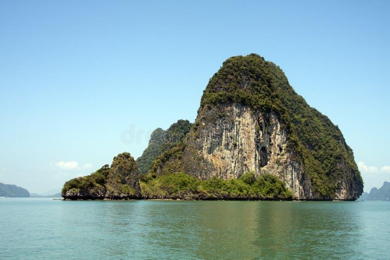 Download Koh Phanak, Phang Nga Bay stock image. Image of landscape - 23106413