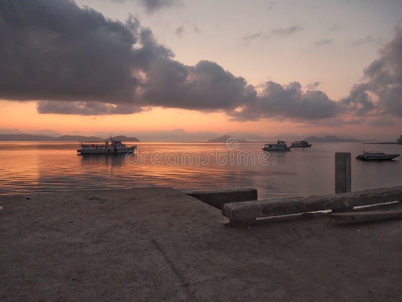 Koh Phayam Island, Ranong, Tailandia imagen de archivo