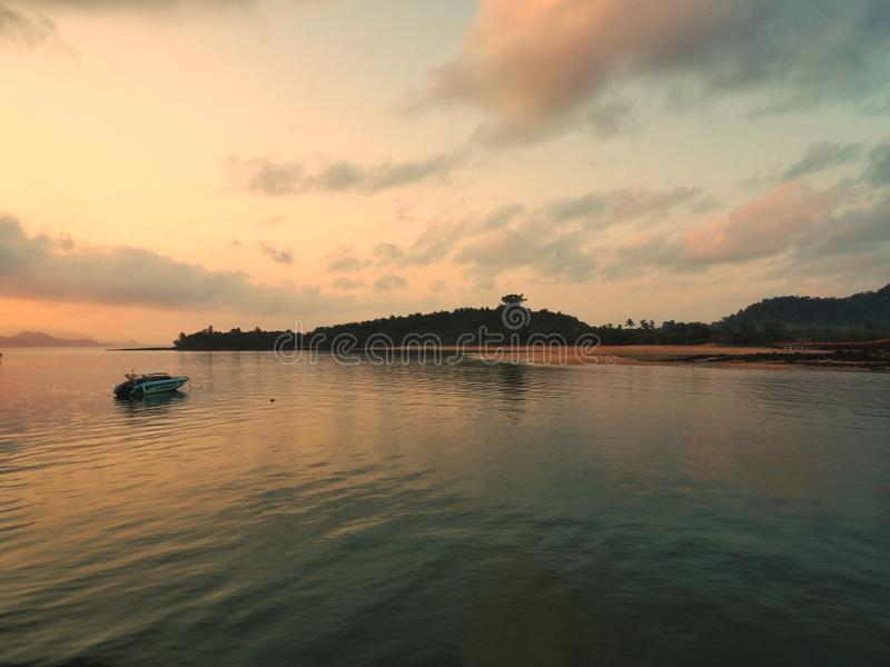 Koh Phayam Island, Ranong, Tailandia foto de archivo