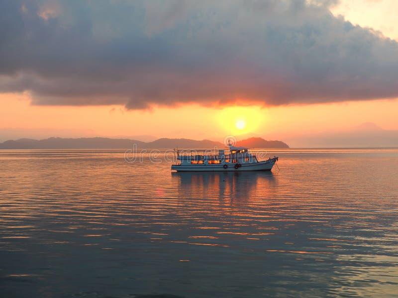 Koh Phayam Island, Ranong, Tailandia fotografía de archivo