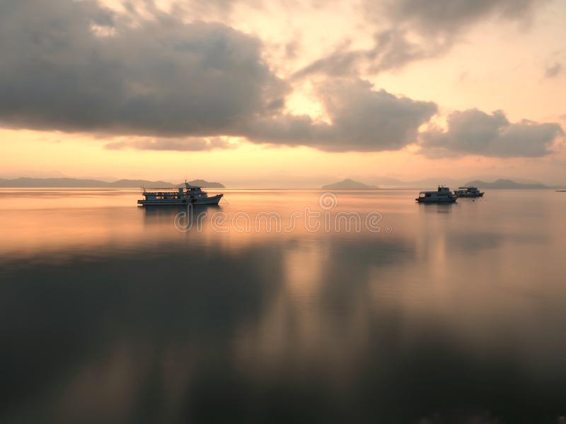 Koh Phayam wyspa, Ranong, Tajlandia obrazy stock