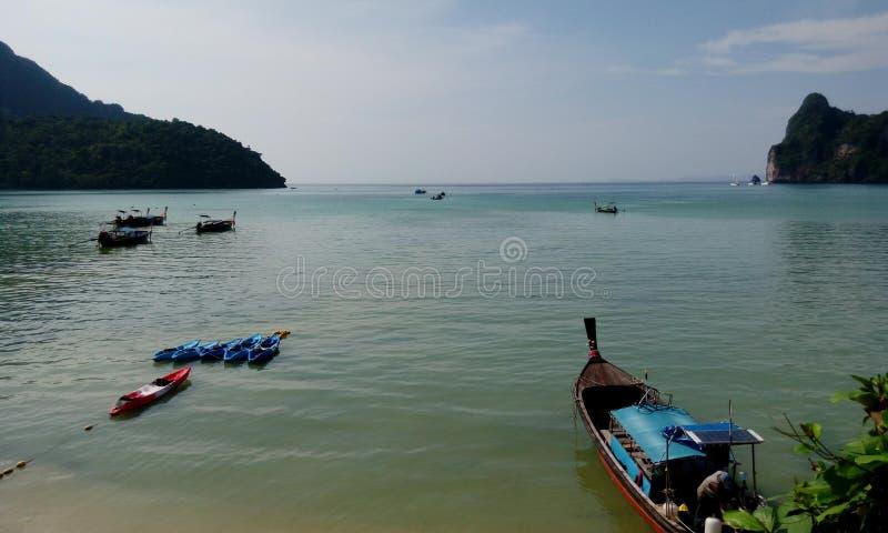 Koh Phi Phi arkivfoton