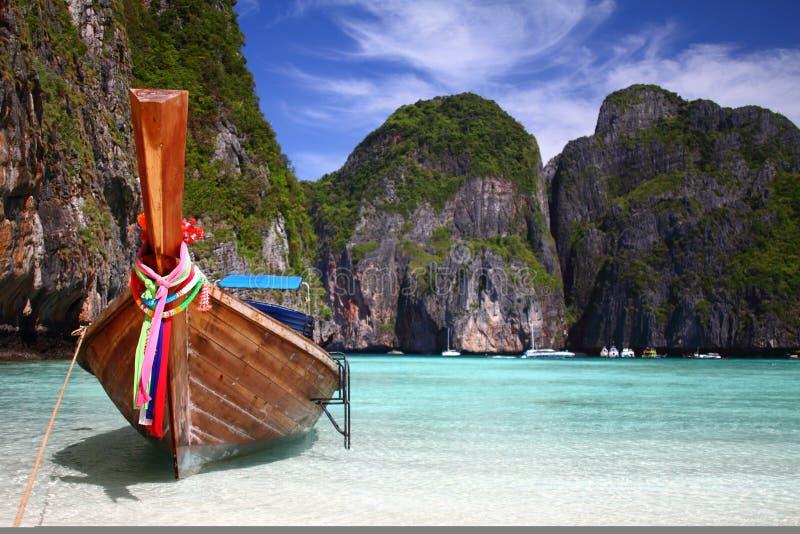 Koh Phi Phi royalty-vrije stock afbeeldingen