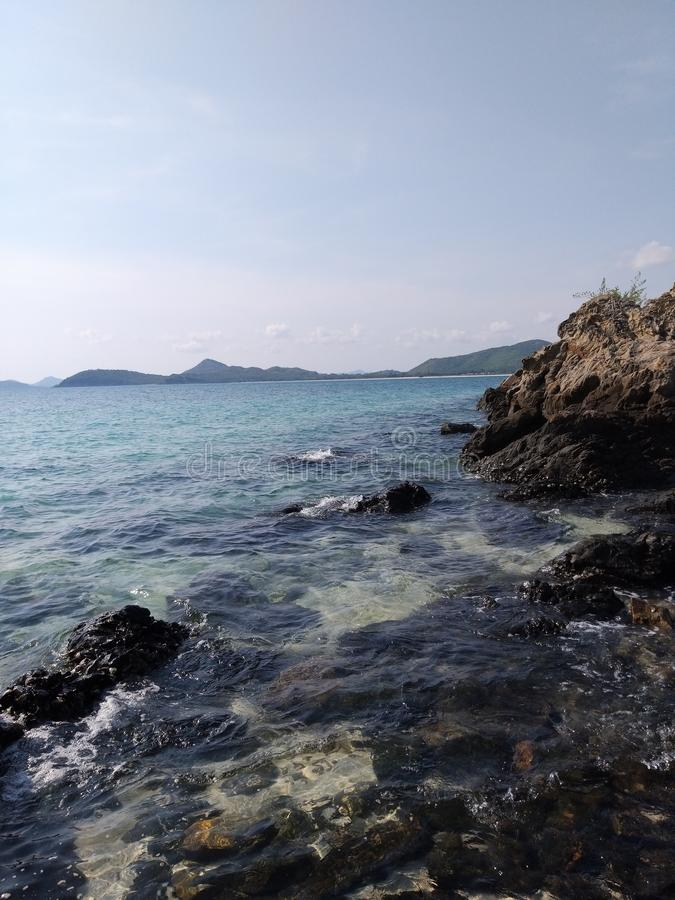 Koh Samaesan ialand in Thailand lizenzfreie stockbilder