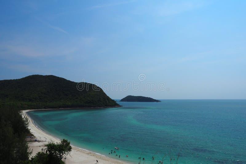 Koh Samaesan Island in Thailand lizenzfreies stockbild