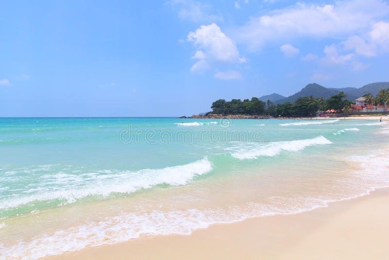 Koh Samui Beach fotografie stock