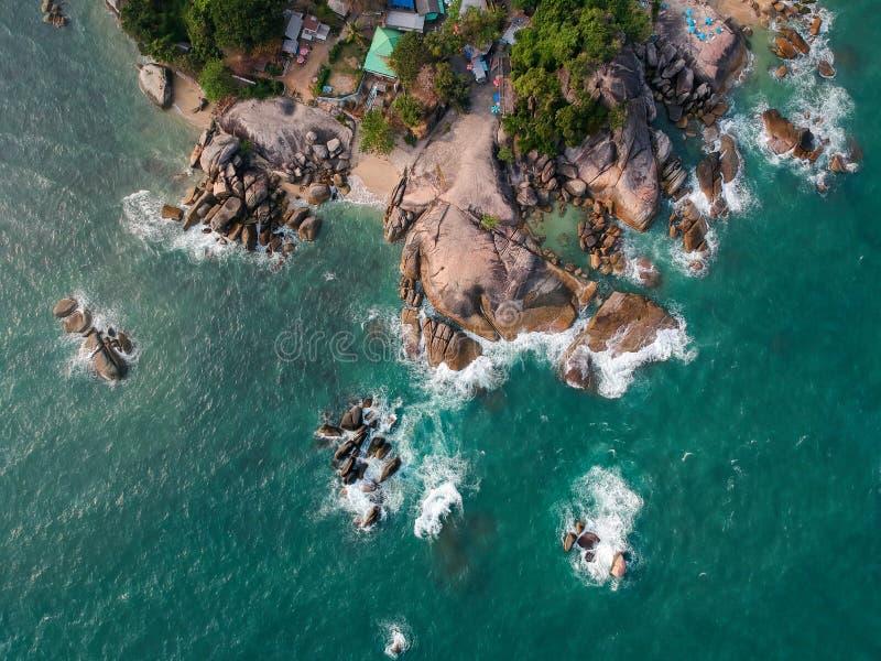 Koh Samui Lamai Beach royalty-vrije stock fotografie