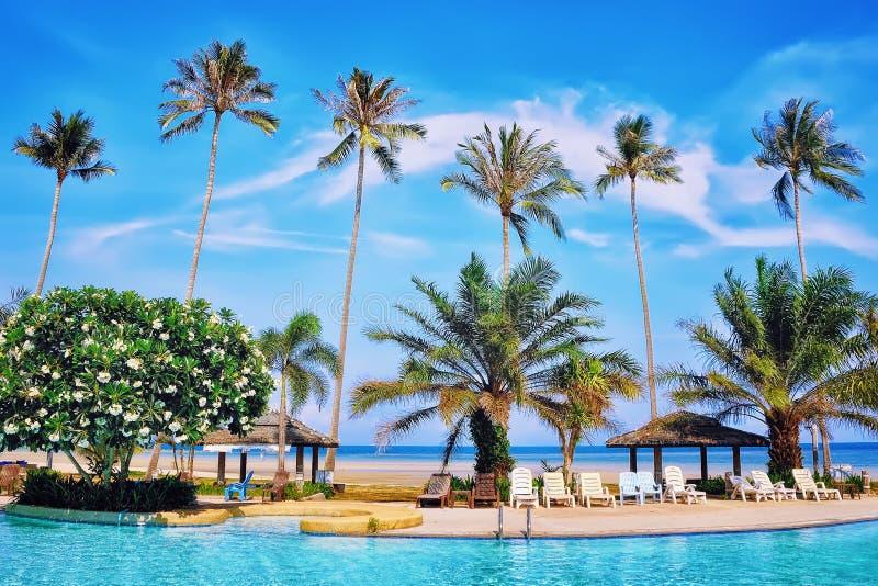 Koh Samui-Sommerurlaubsort lizenzfreie stockfotografie
