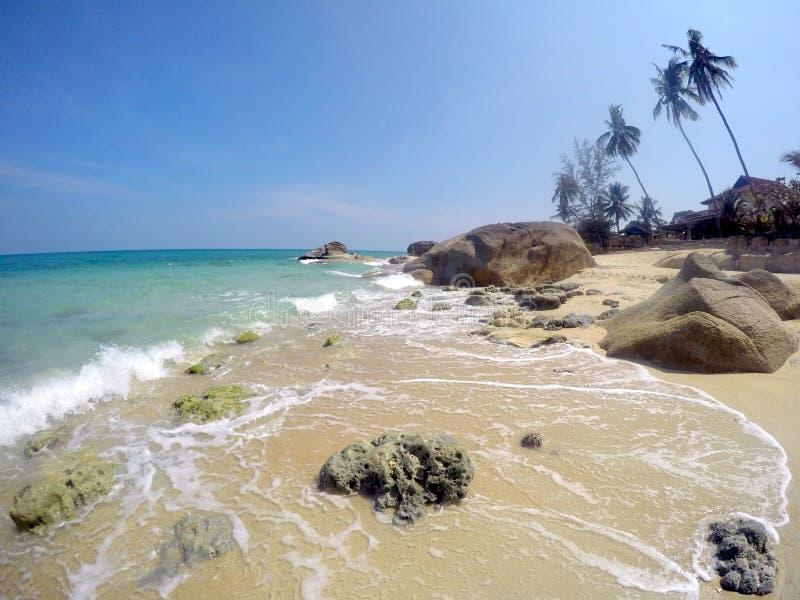 Koh Samui Tajlandia raju wyspa fotografia royalty free