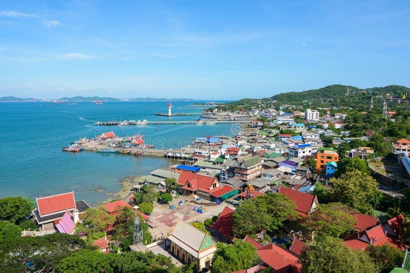 Koh Si Chang Island photo stock
