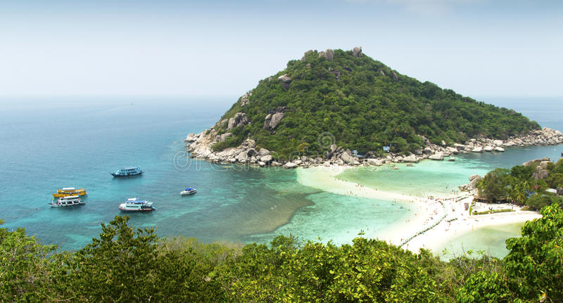 Koh tao royalty free stock images