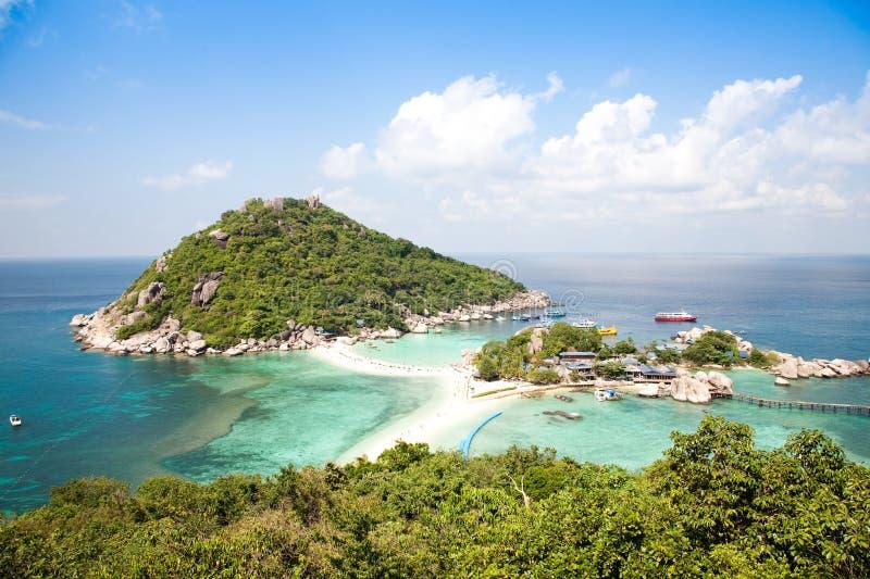 Koh Tao Island. Tropical Island Paradise Koh Tao stock photo