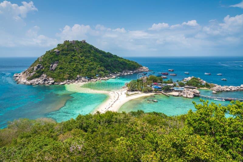 KOH TAO Island imagem de stock royalty free