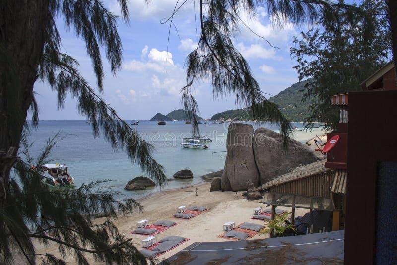 Koh Tao Island, Tailandia foto de archivo libre de regalías
