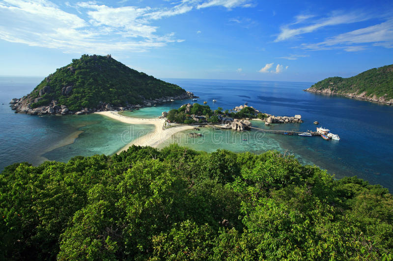Download Koh tao, thailand stock photo. Image of rest, tropical - 15074732