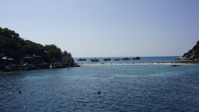 Koh Tao wyspa w Tajlandia zdjęcia stock