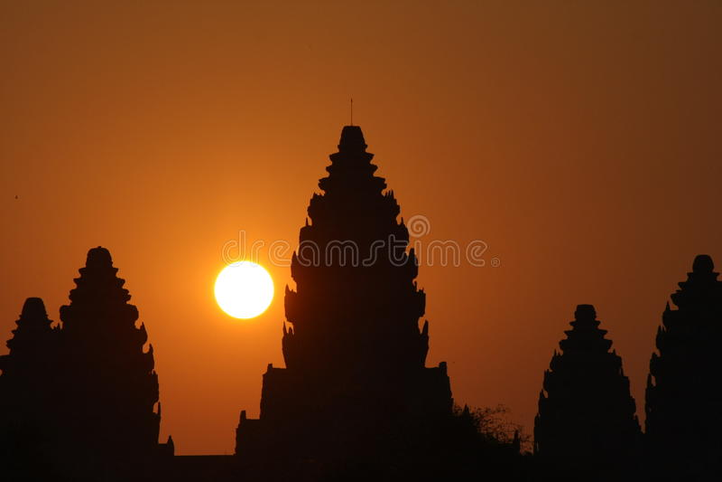 Koh Yao i den Thailand ön royaltyfri bild