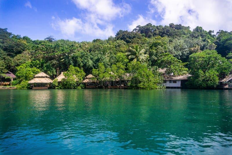 Kohkood wyspa w lecie zdjęcia stock