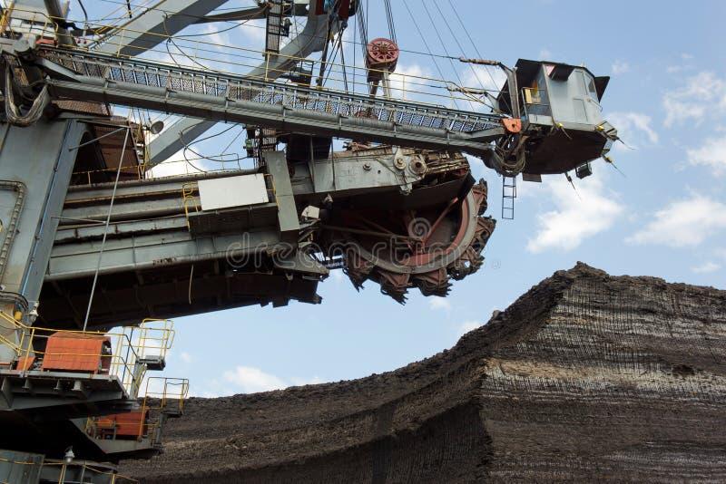 Kohlen stockfotografie