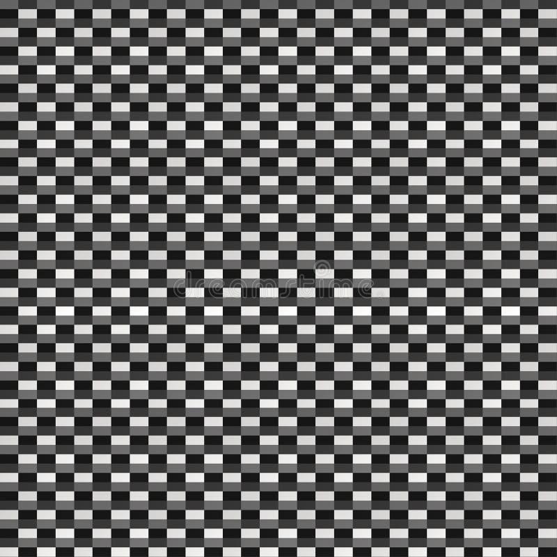 Kohlenstoff-Faser-Hintergrund-Beschaffenheit vektor abbildung