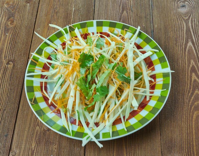 Download Kohlsalat Mit Karotten Und Kopfsalaten Stockbild - Bild von behandlung, slaw: 90234071