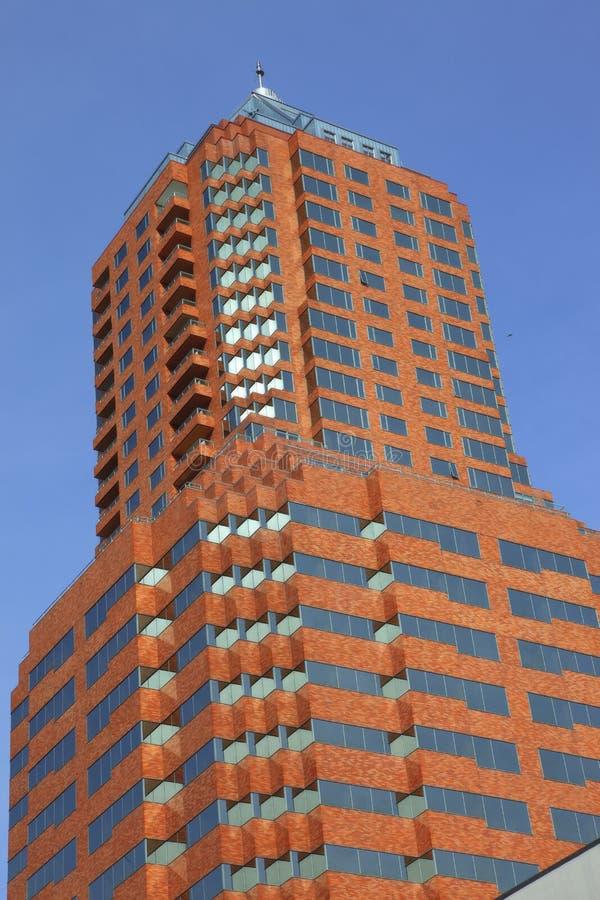 Koin Tower, Portland Oregon. stock photos