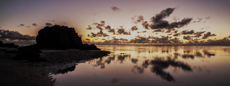 Kok Islands stock afbeeldingen
