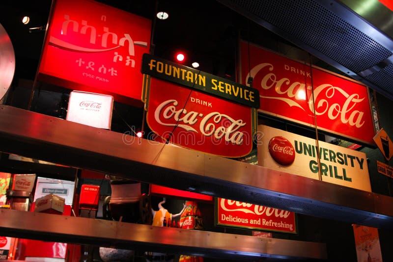 koka-kola świat fotografia royalty free