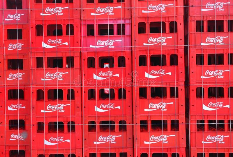 Koka-kola fotografia royalty free