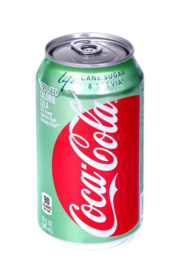 koka-koli życie obrazy royalty free