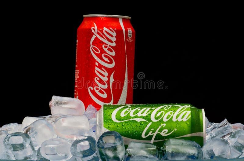 Koka-koli życie zdjęcie royalty free