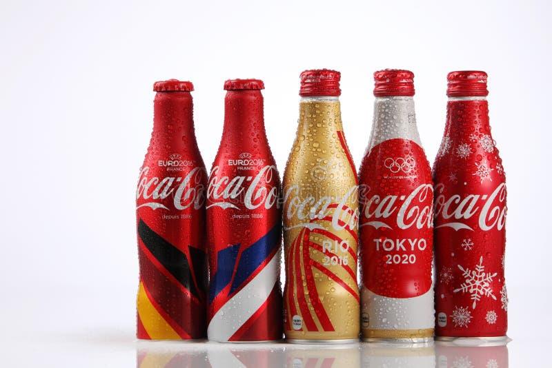 Koka-koli kolekcja obrazy royalty free