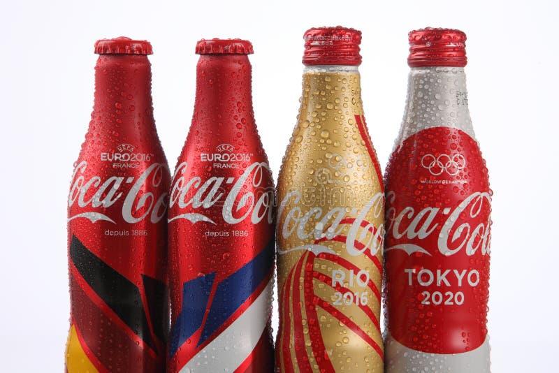 Koka-koli kolekcja fotografia royalty free