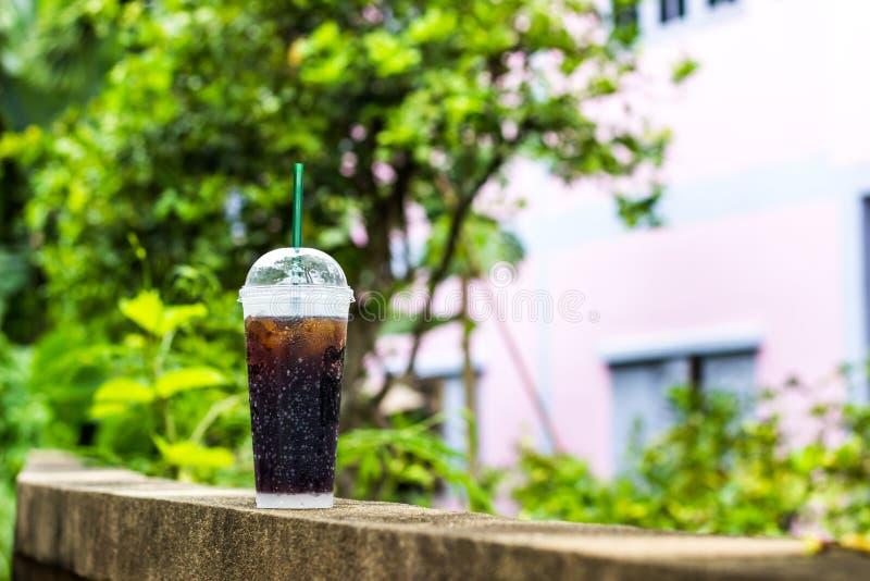 Koka sok w szkle zdjęcia royalty free