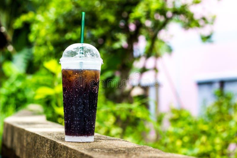 Koka sok w szkle obrazy royalty free
