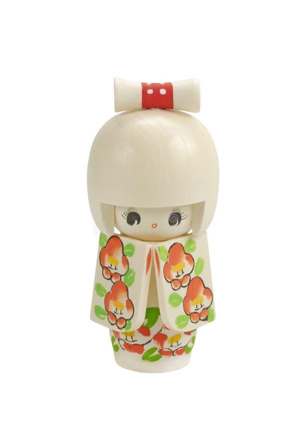 Kokeshi doll stock photo