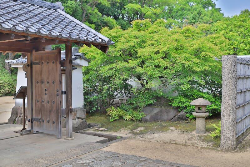 Koko en-Garten in Himeji, stockbild