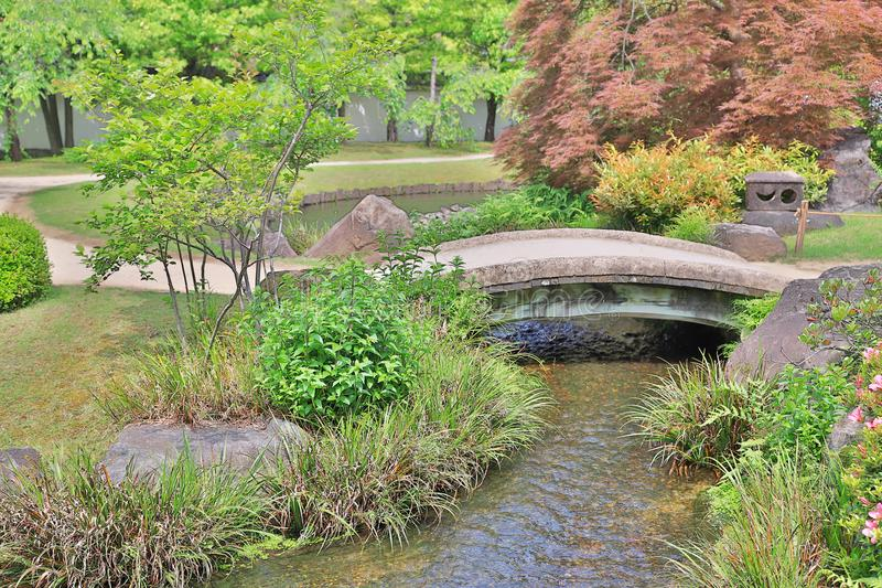 Koko en-Garten in Himeji, lizenzfreie stockbilder