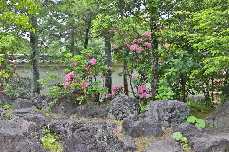 Koko en-Garten in Himeji, lizenzfreies stockbild