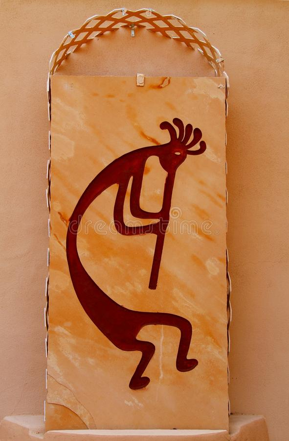 Download USA, Arizona: Kokopelli Relief Royalty Free Stock Photo - Image: 26519905