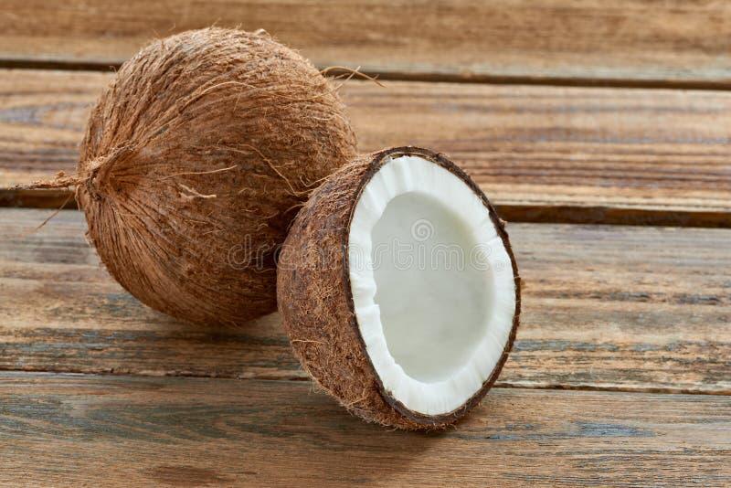 Kokosnoot royalty-vrije stock foto