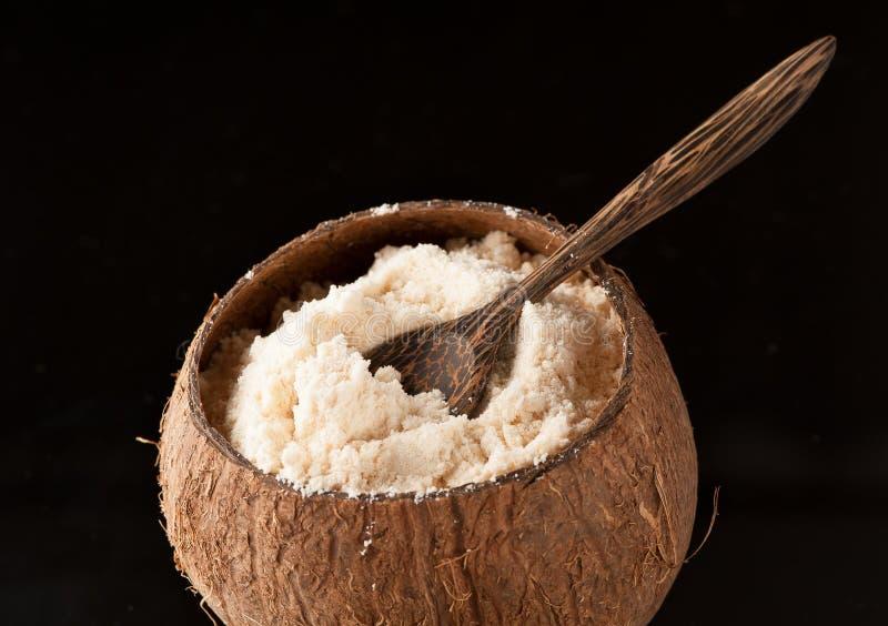 Kokosowa mąka bezpłatna zdjęcie royalty free