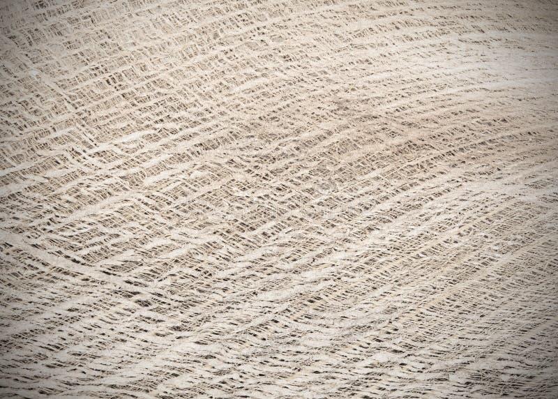 Kokosowy włókno, przemysłowy surowy materiał obraz stock