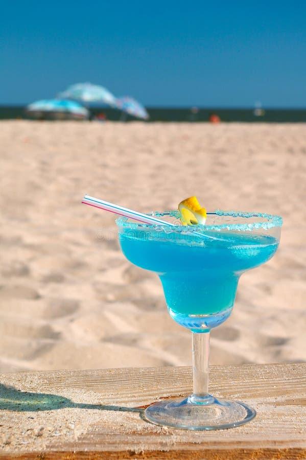 koktajl daiquiri plaży fotografia stock